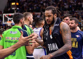 Davon Jefferson Banco di Sardegna Dinamo Sassari - Virtus Roma Legabasket LBA Serie A 2019-2020 Sassari, 02/11/2019 Foto L.Canu / Ciamillo-Castoria