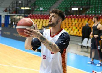 Pallacanestro Acqua San Bernardo Cantù - Virtus RomaLegabasket serieA 2019 -2020Desio, 10/11/2019Foto Ciamillo-Castoria/ Alessandro Vezzoli