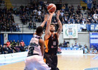 Baldasso Tommaso Acqua S.Bernardo Cantu - Virtus Roma Legabasket Serie A 2019-2020 Cantu 10 novembre 2019 Foto Ciamillo