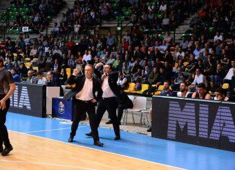 Pallacanestro Acqua San Bernardo Cantù - Virtus Roma Legabasket serieA 2019 -2020 Desio, 10/11/2019 Foto Ciamillo-Castoria/ Claudio Degaspari