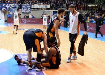 Jefferson Davon Pallacanestro Acqua San Bernardo Cantù - Virtus Roma Legabasket serieA 2019 -2020 Desio, 10/11/2019 Foto Ciamillo-Castoria/ Claudio Degaspari