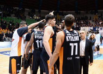Virtus Roma Pallacanestro Acqua San Bernardo Cantù - Virtus Roma Legabasket serieA 2019 -2020 Desio, 10/11/2019 Foto Ciamillo-Castoria/ Claudio Degaspari