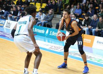Kyzlink Tomas Acqua S.Bernardo Cantu - Virtus Roma Legabasket Serie A 2019-2020 Cantu 10 novembre 2019 Foto Ciamillo