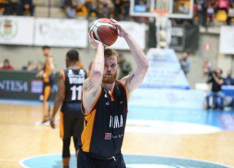 Pini Giovanni Pallacanestro Acqua San Bernardo Cantù - Virtus Roma Legabasket serieA 2019 -2020 Desio, 10/11/2019 Foto Ciamillo-Castoria/ Alessandro Vezzoli
