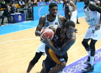 Jefferson Davon Pallacanestro Acqua San Bernardo Cantù - Virtus Roma Legabasket serieA 2019 -2020 Desio, 10/11/2019 Foto Ciamillo-Castoria/ Alessandro Vezzoli