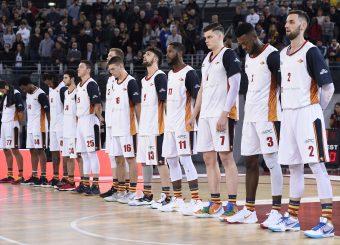 Virtus RomaVirtus Roma - Carpegna Prosciutto Basket PesaroLega Basket Serie A 2019/2020Roma, 17/11/2019Foto Gennaro Masi / Ciamillo-Castoria