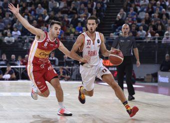 Kyzlink TomasVirtus Roma - Carpegna Prosciutto Basket PesaroLega Basket Serie A 2019/2020Roma, 17/11/2019Foto Gennaro Masi / Ciamillo-Castoria