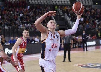Alibegovic AmarVirtus Roma - Carpegna Prosciutto Basket PesaroLega Basket Serie A 2019/2020Roma, 17/11/2019Foto Gennaro Masi / Ciamillo-Castoria