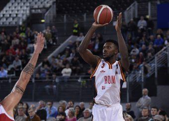 Moore MichaelVirtus Roma - Carpegna Prosciutto Basket PesaroLega Basket Serie A 2019/2020Roma, 17/11/2019Foto Gennaro Masi / Ciamillo-Castoria