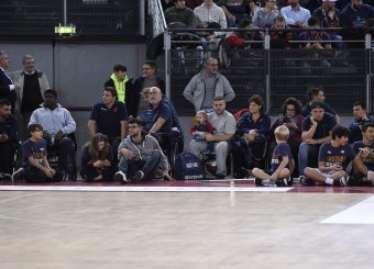 Santa Lucia BasketVirtus Roma - Carpegna Prosciutto Basket PesaroLega Basket Serie A 2019/2020Roma, 17/11/2019Foto Gennaro Masi / Ciamillo-Castoria