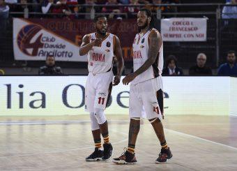 Dyson Jerome Jefferson DavonVirtus Roma - Carpegna Prosciutto Basket PesaroLega Basket Serie A 2019/2020Roma, 17/11/2019Foto Gennaro Masi / Ciamillo-Castoria