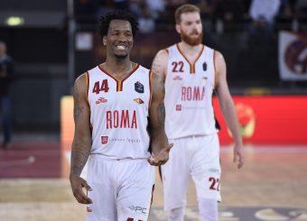 William BufordVirtus Roma - Carpegna Prosciutto Basket PesaroLega Basket Serie A 2019/2020Roma, 17/11/2019Foto Gennaro Masi / Ciamillo-Castoria