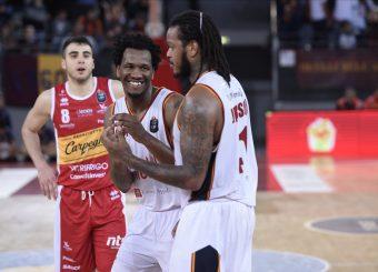 William Buford Jefferson DavonVirtus Roma - Carpegna Prosciutto Basket PesaroLega Basket Serie A 2019/2020Roma, 17/11/2019Foto Gennaro Masi / Ciamillo-Castoria