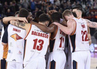 Virtus Roma Virtus Roma - Carpegna Prosciutto Basket Pesaro Lega Basket Serie A 2019/2020 Roma, 17/11/2019 Foto Gennaro Masi / Ciamillo-Castoria