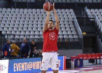 Kyzlink Tomas Virtus Roma - De Longhi Treviso Lega Basket Serie A 2019/2020 Roma, 24/11/2019 Foto Gennaro Masi / Ciamillo-Castoria