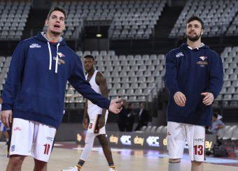 Rullo Roberto Baldasso TommasoVirtus Roma - De Longhi TrevisoLega Basket Serie A 2019/2020Roma, 24/11/2019Foto Gennaro Masi / Ciamillo-Castoria