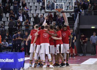 Virtus RomaVirtus Roma - De Longhi TrevisoLega Basket Serie A 2019/2020Roma, 24/11/2019Foto Gennaro Masi / Ciamillo-Castoria