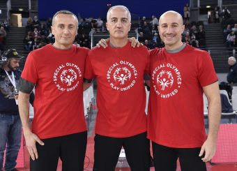 ArbitriVirtus Roma - De Longhi TrevisoLega Basket Serie A 2019/2020Roma, 24/11/2019Foto Gennaro Masi / Ciamillo-Castoria