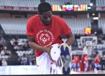 Dyson JeromeVirtus Roma - De Longhi TrevisoLega Basket Serie A 2019/2020Roma, 24/11/2019Foto Gennaro Masi / Ciamillo-Castoria