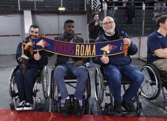 Santa Lucia BasketVirtus Roma - De Longhi TrevisoLega Basket Serie A 2019/2020Roma, 24/11/2019Foto Gennaro Masi / Ciamillo-Castoria