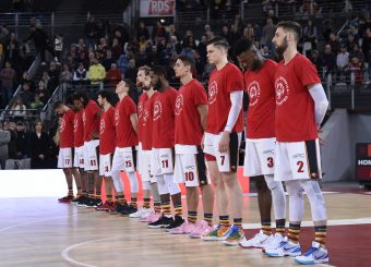 Virtus Roma Virtus Roma - De Longhi Treviso Lega Basket Serie A 2019/2020 Roma, 24/11/2019 Foto Gennaro Masi / Ciamillo-Castoria