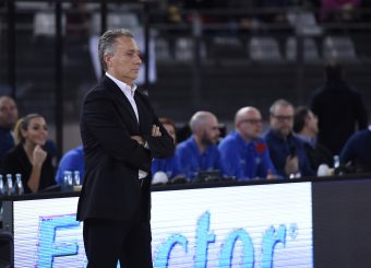 Bucchi PieroVirtus Roma - De Longhi TrevisoLega Basket Serie A 2019/2020Roma, 24/11/2019Foto Gennaro Masi / Ciamillo-Castoria