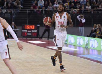 Jefferson DavonVirtus Roma - De Longhi TrevisoLega Basket Serie A 2019/2020Roma, 24/11/2019Foto Gennaro Masi / Ciamillo-Castoria