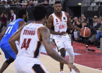 Moore MichaelVirtus Roma - De Longhi TrevisoLega Basket Serie A 2019/2020Roma, 24/11/2019Foto Gennaro Masi / Ciamillo-Castoria