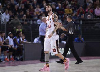 Baldasso TommasoVirtus Roma - De Longhi TrevisoLega Basket Serie A 2019/2020Roma, 24/11/2019Foto Gennaro Masi / Ciamillo-Castoria
