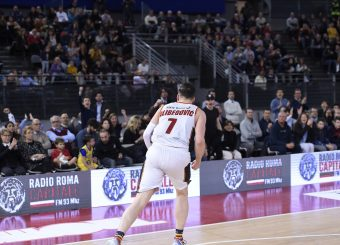 Alibegovic AmarVirtus Roma - De Longhi TrevisoLega Basket Serie A 2019/2020Roma, 24/11/2019Foto Gennaro Masi / Ciamillo-Castoria