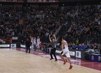 Kyzlink TomasVirtus Roma - De Longhi TrevisoLega Basket Serie A 2019/2020Roma, 24/11/2019Foto Gennaro Masi / Ciamillo-Castoria