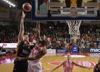 Alibegovic Amar Openjobmetis Varese - Virtus Roma Varese 01/12/2019 Ore 12:00 Foto M.Ozbot/Ciamillo