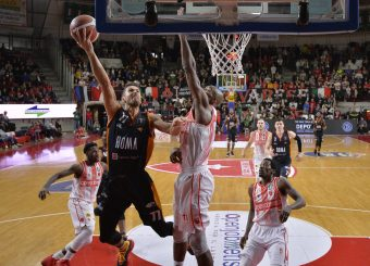 Kyzlink Tomas Openjobmetis Varese - Virtus Roma Varese 01/12/2019 Ore 12:00 Foto M.Ozbot/Ciamillo