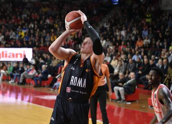 Alibegovic Amar Openjobmetis Varese - Virtus Roma Basket Serie A LBA 2018/2019 Varese 01 December 2019 Ore 12:00 Foto Mattia Ozbot / Ciamillo-Castoria