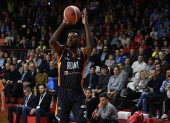 Moore Michael Openjobmetis Varese - Virtus Roma Basket Serie A LBA 2018/2019 Varese 01 December 2019 Ore 12:00 Foto Mattia Ozbot / Ciamillo-Castoria