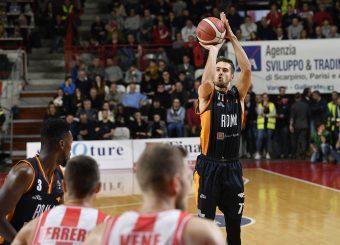 Kyzlink Tomas Openjobmetis Varese - Virtus Roma Basket Serie A LBA 2018/2019 Varese 01 December 2019 Ore 12:00 Foto Mattia Ozbot / Ciamillo-Castoria