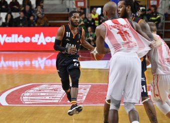 Dyson Jerome Openjobmetis Varese - Virtus Roma Basket Serie A LBA 2018/2019 Varese 01 December 2019 Ore 12:00 Foto Mattia Ozbot / Ciamillo-Castoria