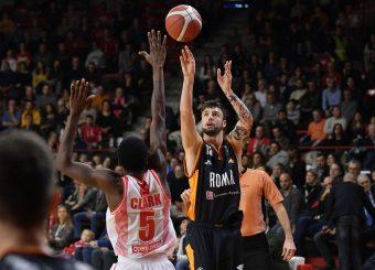 Baldasso Tommaso Openjobmetis Varese - Virtus Roma Basket Serie A LBA 2018/2019 Varese 01 December 2019 Ore 12:00 Foto Mattia Ozbot / Ciamillo-Castoria