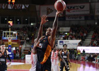 Jefferson Davon Openjobmetis Varese - Virtus Roma Basket Serie A LBA 2018/2019 Varese 01 December 2019 Ore 12:00 Foto Mattia Ozbot / Ciamillo-Castoria