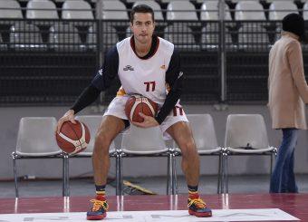 Kyzlink Tomas Virtus Roma - Pallacanestro Trieste Lega Basket Serie A 2019/2020 Roma, 08/12/2019 Foto Gennaro Masi / Ciamillo-Castoria