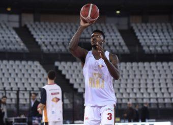 Moore Michael Virtus Roma - Pallacanestro Trieste Lega Basket Serie A 2019/2020 Roma, 08/12/2019 Foto Gennaro Masi / Ciamillo-Castoria