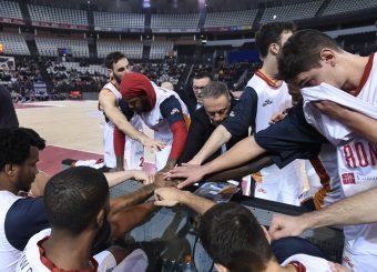 Bucchi Piero Virtus Roma - Pallacanestro Trieste Lega Basket Serie A 2019/2020 Roma, 08/12/2019 Foto Gennaro Masi / Ciamillo-Castoria