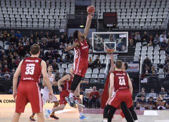 Mitchell Akil Virtus Roma - Pallacanestro Trieste Lega Basket Serie A 2019/2020 Roma, 08/12/2019 Foto Gennaro Masi / Ciamillo-Castoria
