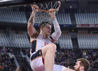 Alibegovic Amar Virtus Roma - Pallacanestro Trieste Lega Basket Serie A 2019/2020 Roma, 08/12/2019 Foto Gennaro Masi / Ciamillo-Castoria