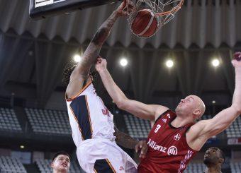 Jefferson Davon Virtus Roma - Pallacanestro Trieste Lega Basket Serie A 2019/2020 Roma, 08/12/2019 Foto Gennaro Masi / Ciamillo-Castoria