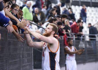 Pini Giovanni Virtus Roma - Pallacanestro Trieste Lega Basket Serie A 2019/2020 Roma, 08/12/2019 Foto Gennaro Masi / Ciamillo-Castoria