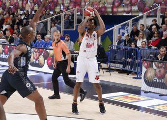 William Buford Dolomiti Energia Trentino vs Virtus Roma Lega Basket Serie A 2019/2020 Trento, 14/12/2019 Foto A. Gilardi/Ag. Ciamillo Castoria
