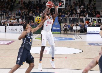 Moore Michael Dolomiti Energia Trentino vs Virtus Roma Lega Basket Serie A 2019/2020 Trento, 14/12/2019 Foto A. Gilardi/Ag. Ciamillo Castoria