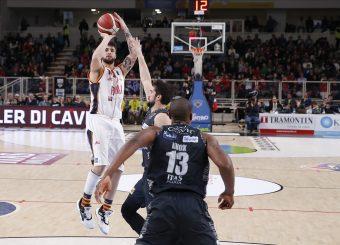 Baldasso Tommaso Dolomiti Energia Trentino - Virtus Roma Lega Basket Serie A 2019/2020 Trento, 14/12/2019 Foto Ciamillo-Castoria