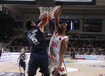 William Buford Dolomiti Energia Trentino - Virtus Roma Lega Basket Serie A 2019/2020 Trento, 14/12/2019 Foto Ciamillo-Castoria